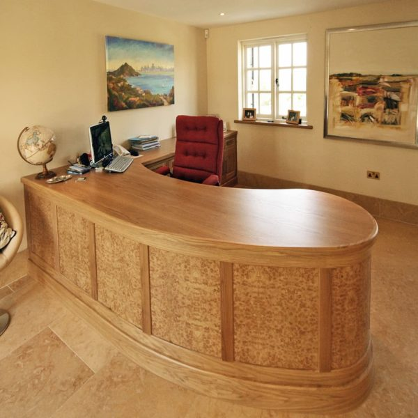 Bespoke Study furniture Cherington, Cotswolds