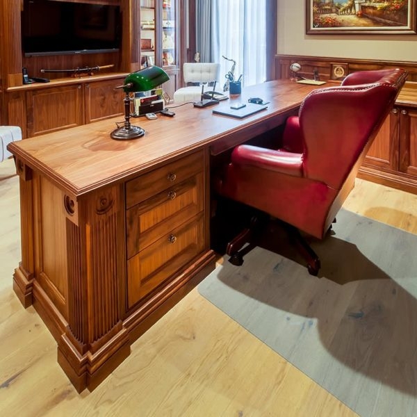 Bespoke study furniture in Chiswick, London