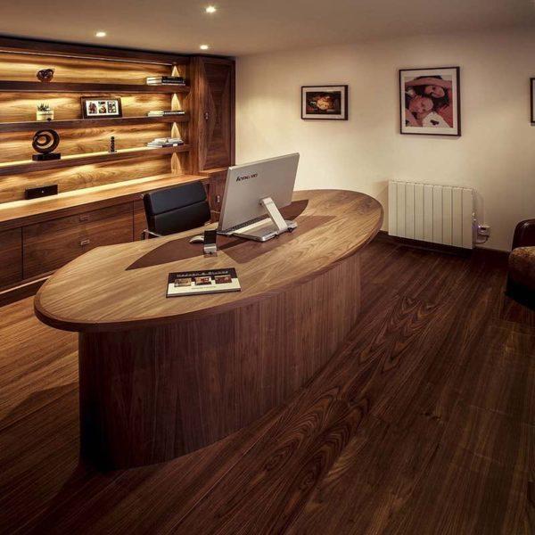 Bespoke Study furniture in Oxfordshire