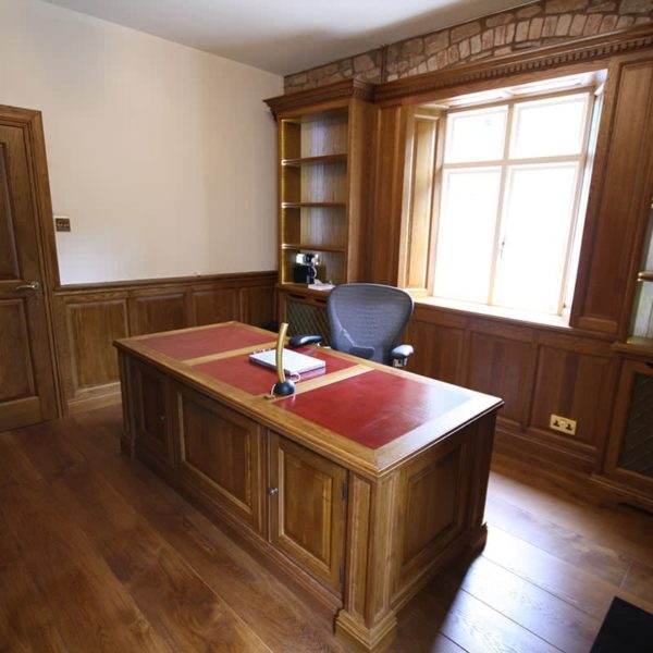 Monmouth Bespoke Study furniture