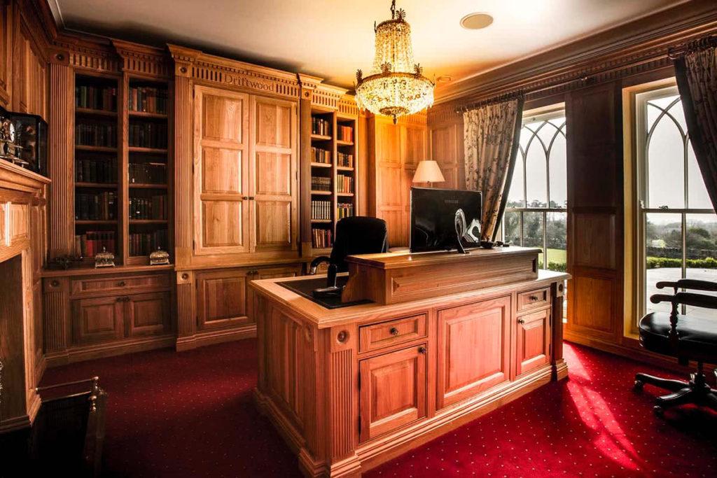 Bespoke Study furniture south Wales