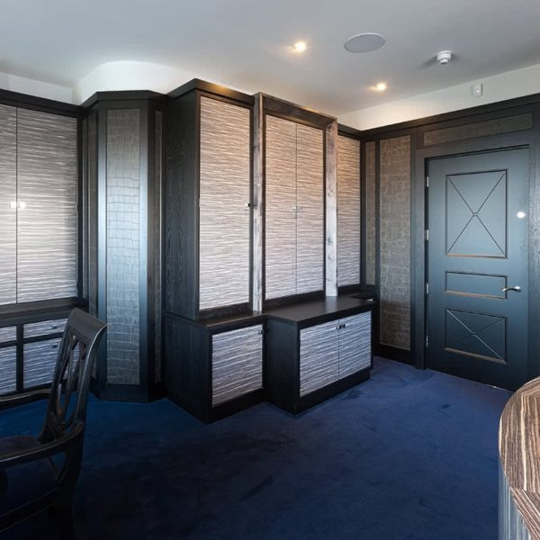 Swansea Bespoke Study furniture