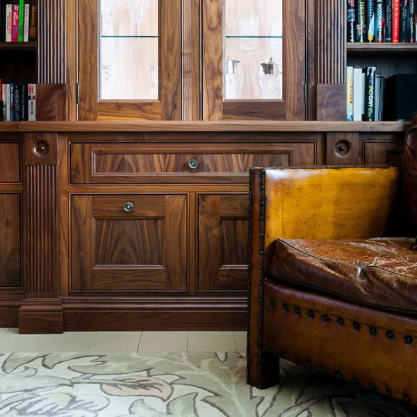 Weeden Bespoke Study furniture