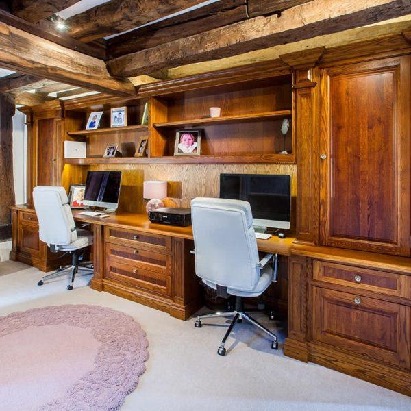 Warwick Bespoke Study office furniture